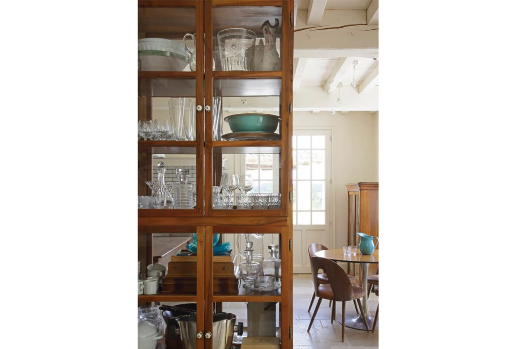Kitchen Cabinet View: Brassac, French Country House